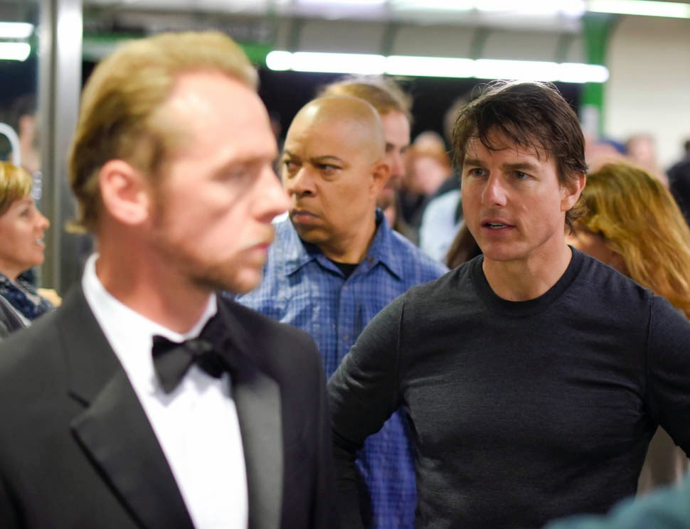 Mission Impossible 5 | Teaser Trailer