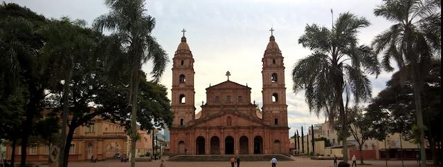 Catedral Angelopolitana de Santo Ângelo Custódio, Santo Ângelo, RS