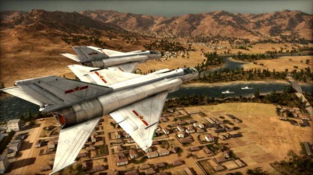 Wargame Red Dragon PC Games Gameplay
