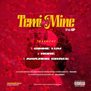 [Extended play] Tizzer - Temi mine (3 tracks project) #Arewapublisize