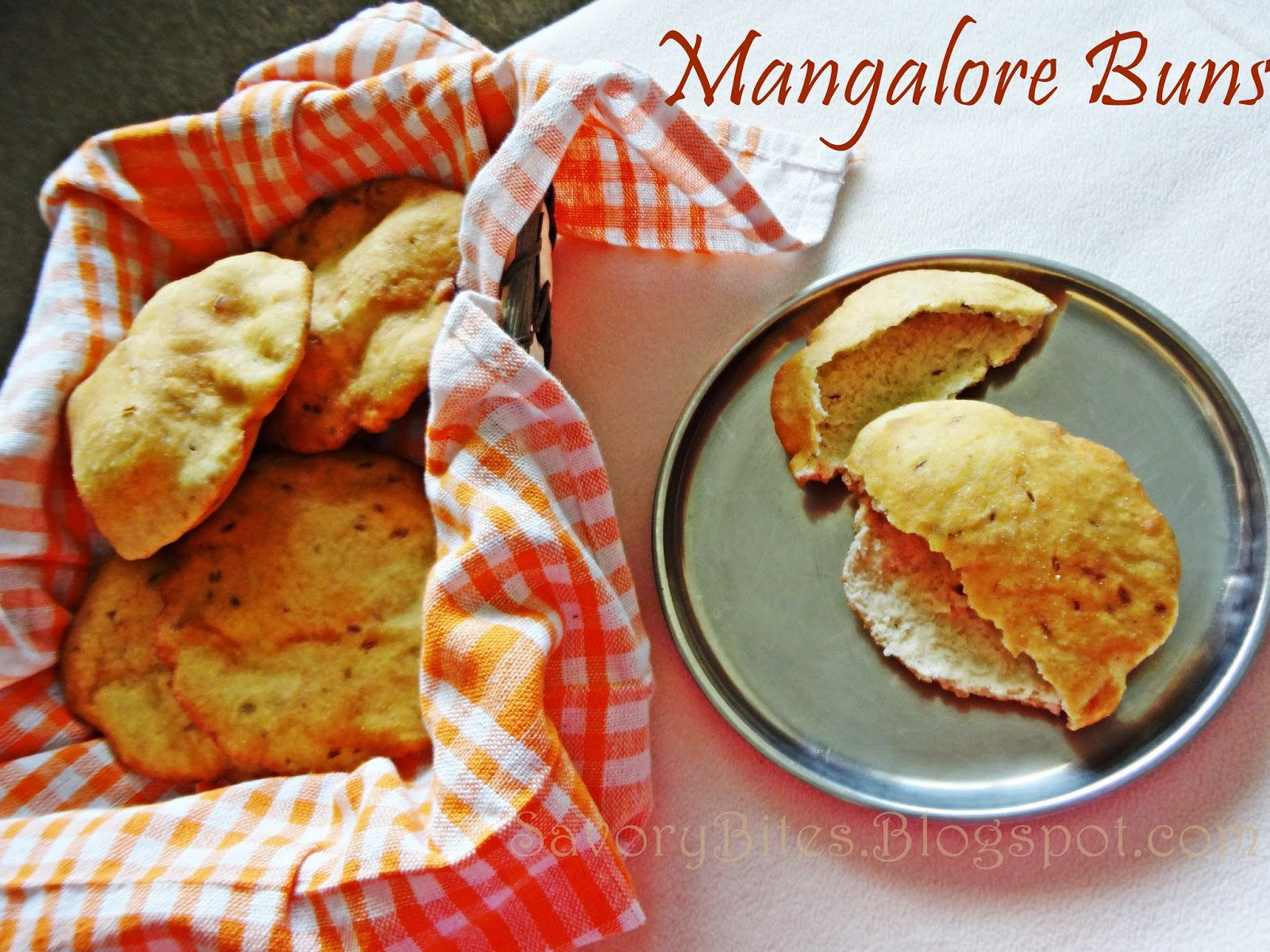 Mangalore Buns Vegetarian Snacks