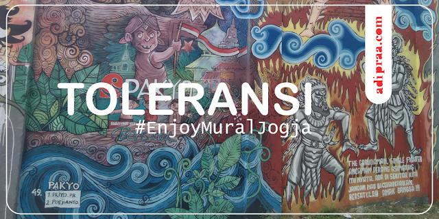 #EnjoyMuralJogja | adipraa.com