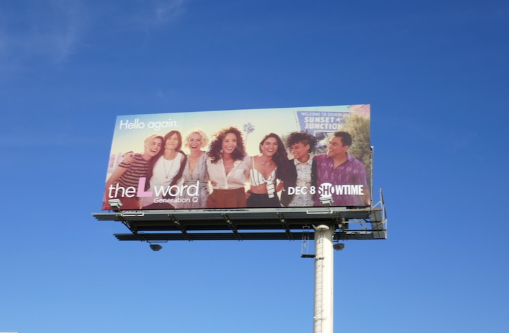 L Word Generation Q billboard