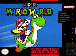 SNES – Super Mario World – Análise / Dicas