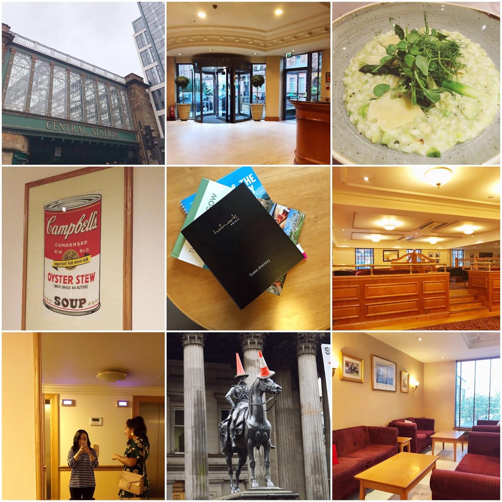 Hallmark Hotel: Glasgow