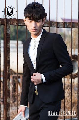 blazer cowok blazercowok.com jaket korean jas pria bk01 c