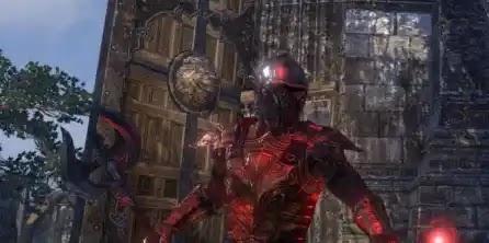 The Ebon Armory Set - Heavy Armor, Jewelry, Weapons
