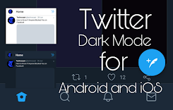 How to Turn on Dark Mode on Twitter for Android and iOS