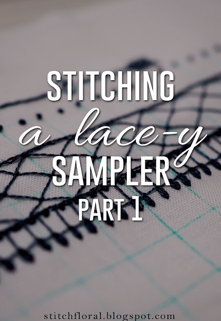 embroidery border tutorial