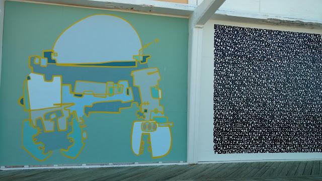 Мурали у Еcбері Парк, Нью-Джерсі (Murals. Asbury Park, NJ)
