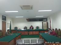 Bidang Hukum Polda Banten Berhasil Memenangkan Gugatan Praperadilan
