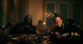 """Rick Ross Assists Russ On His Smart Video """"Guess What"""" - Watch"""