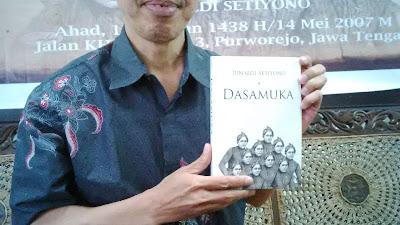 Sastrawan Purworejo Junaedi Setiyono Raih Hadiah Sastra Mastera dari Malaysia