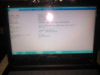 Cara Masuk BIOS Laptop Lenovo G40-45