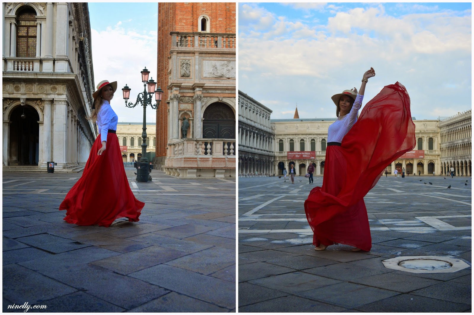 образ венецианки