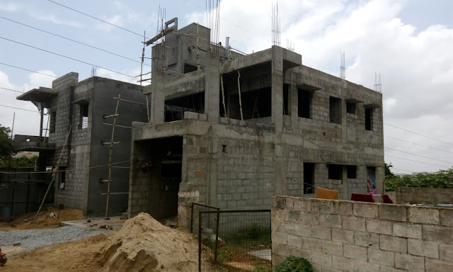 Completed Residential Project @ Hebbal (Bangalore) by Kumud Innovator