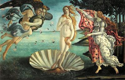 mito afrodita diosa del amor y la belleza