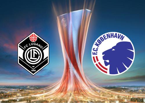 Lugano vs Copenhagen -Highlights 28 November 2019