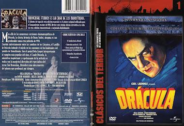 Carátula - Drácula (1931) - Bela Lugosi