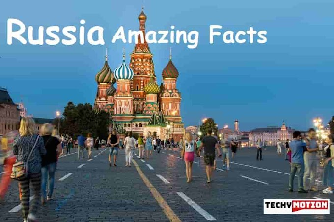 18 Amazing Facts About Russia in Hindi