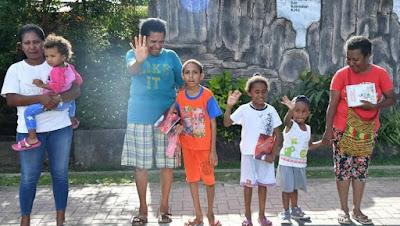 Presiden Jokowi dan Senyum Anak Papua yang Bikin Kangen - Info Presiden Jokowi Dan Pemerintah