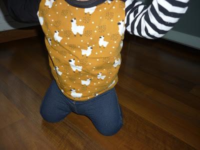 pilvipaimen revista ottobre design magazine modistilla de pacotilla bebé camiseta cal joan baby tshirt