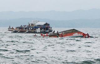 Philippine ferry mishap