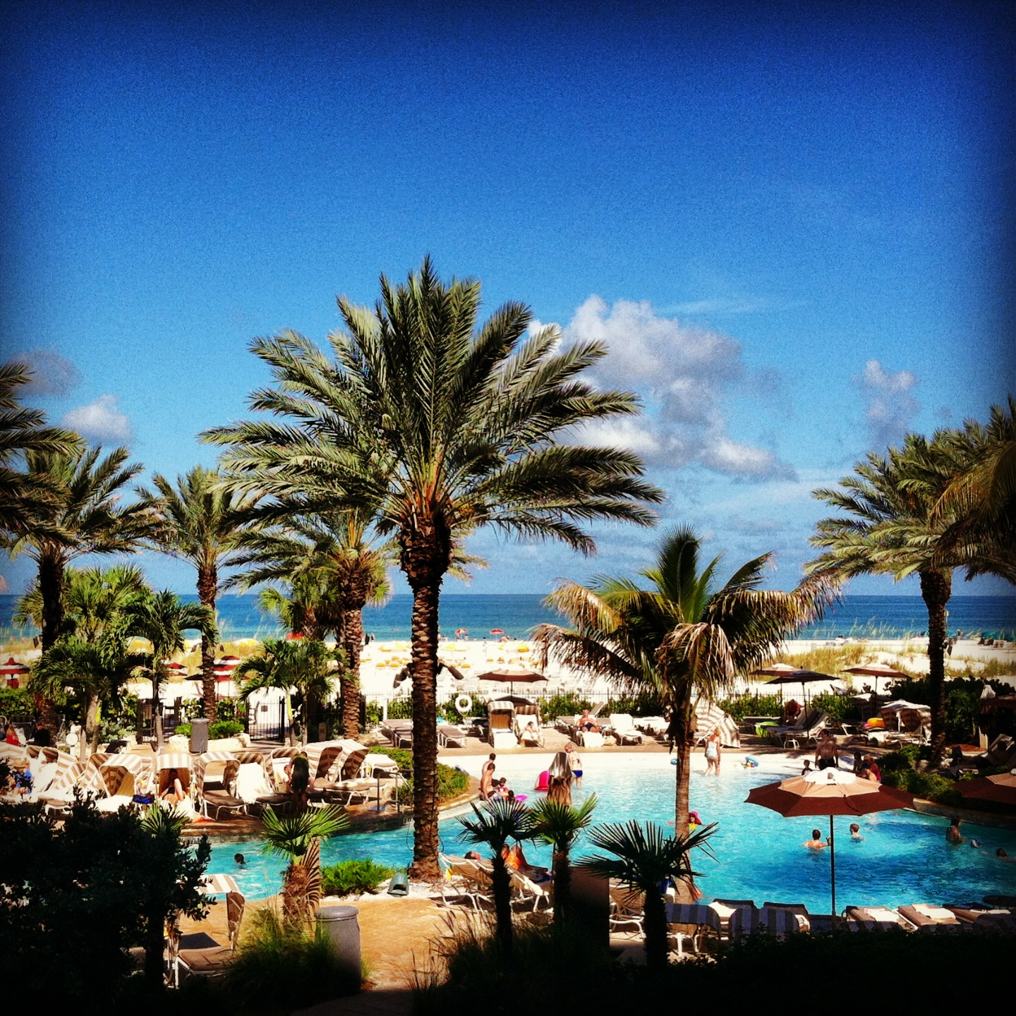 The Sandpearl Resort Clearwater Beach Check In Florida