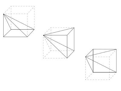 MEDIAN Don Steward mathematics teaching: volume of a pyramid
