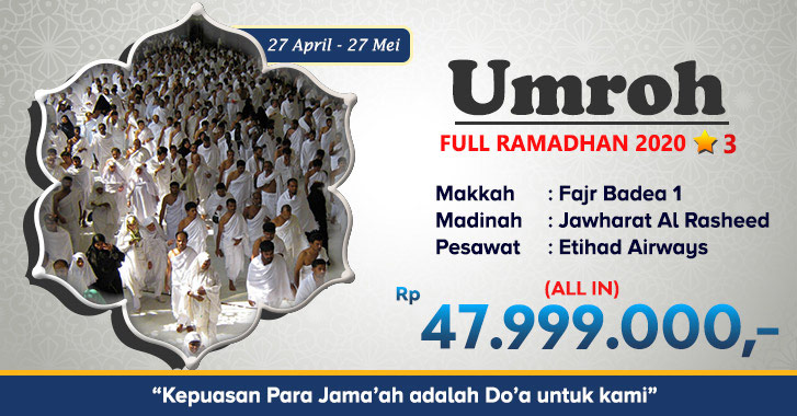 umrah full ramadhan