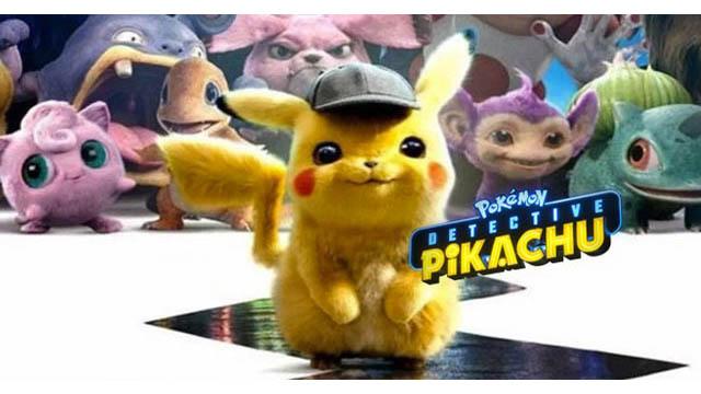 Pokemon Detective Pikachu (2019) English Movie