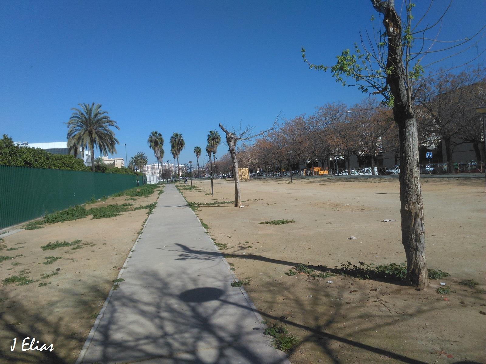 plataforma ciudadana parques y jardines sevilla llantos