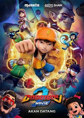 Sinopsis Boboiboy The Movie 2 (2019)