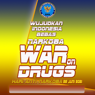 gambar poster hari anti narkoba png hd kosongn - kanalmu
