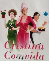 Capa de Cristina coMvida