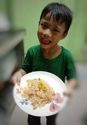 Peminat Setia #KedaiMama Nasi Goreng Tom Yam Perencah Adabi Perencah Tom Yam Adabi