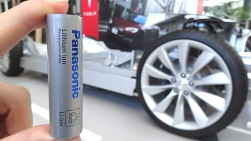 The battery technology race is led by Japan