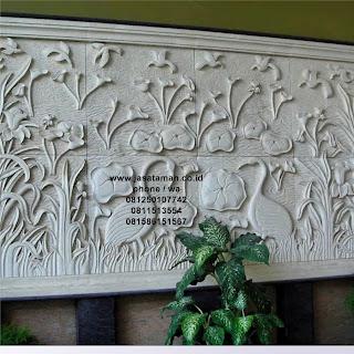 Taman relief tukang taman surabaya jawa timur