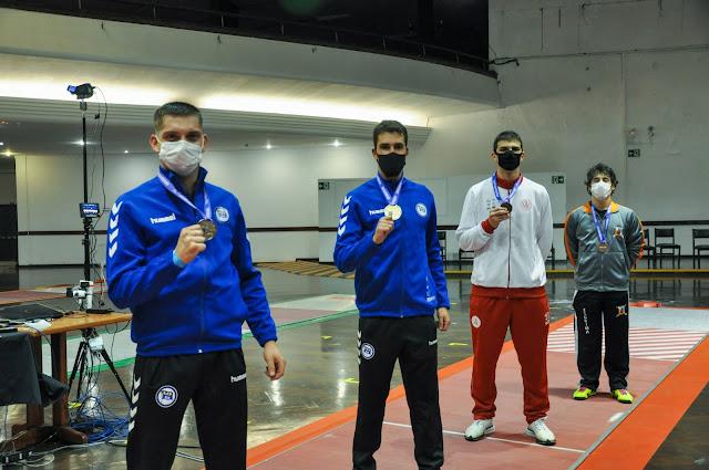 Enrico Pezzi,Bruno Pekelman, Fábio Salles e Rafael Lombardi