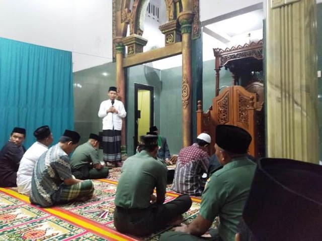 Masjid Al Muhajirin Brangkal Sasaran Safari Qiyamul Lail Dandim 0815