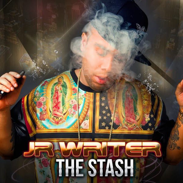 JR Writer - The Stash  Cover