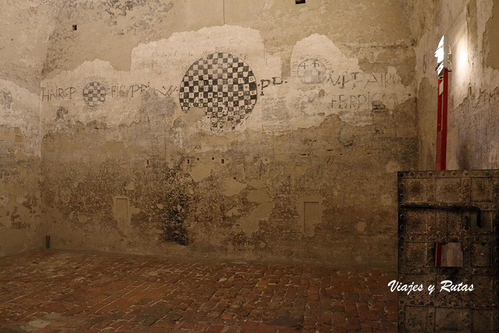 Mazmorra del Castillo Estense de Ferrara