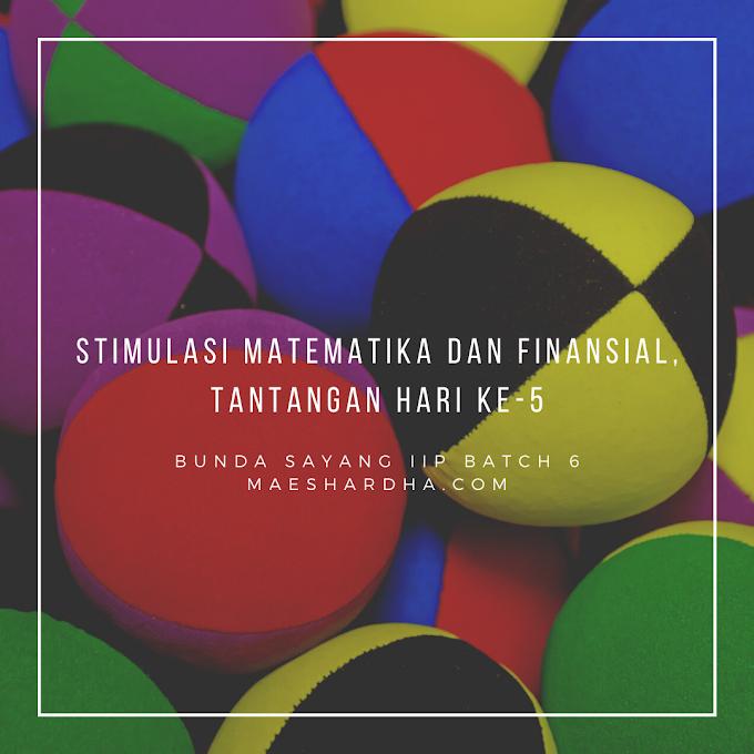 Stimulasi Matematika dan Finansial, Tantangan Hari Ke-5