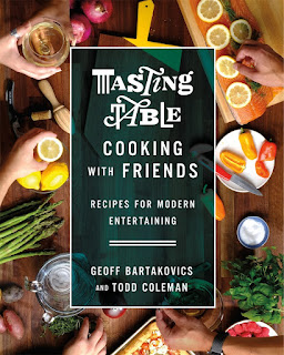 Review of Tasting Table Cooking with Friends Cookbook