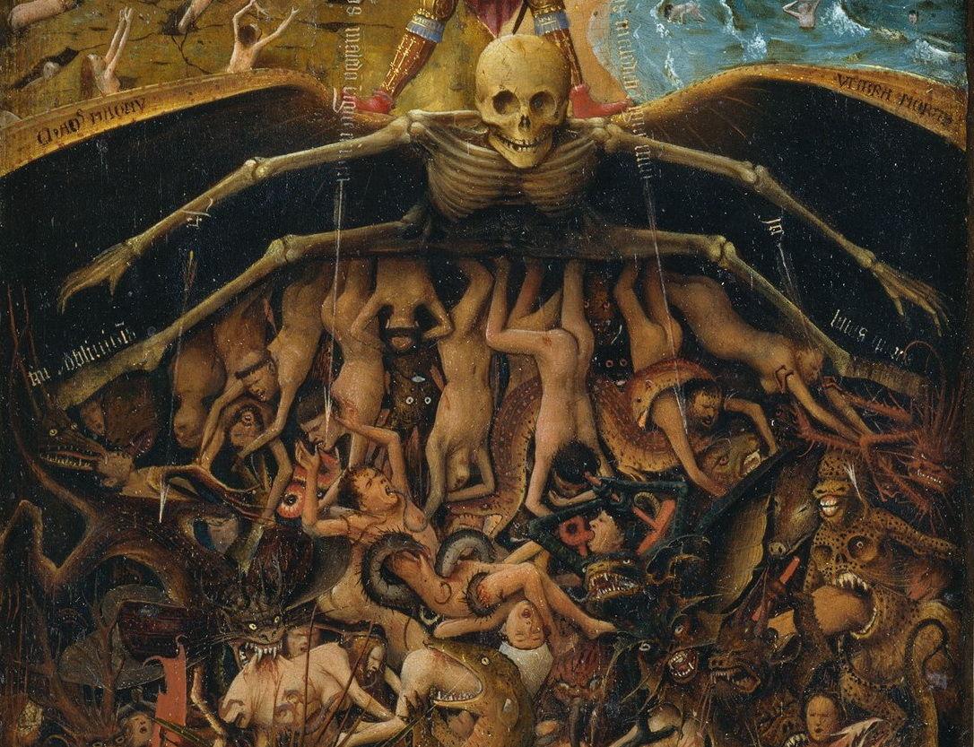 Ateismo Para Cristianos El Infierno El Purgatorio El
