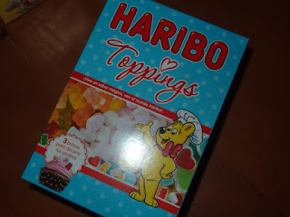 Toppings Haribo