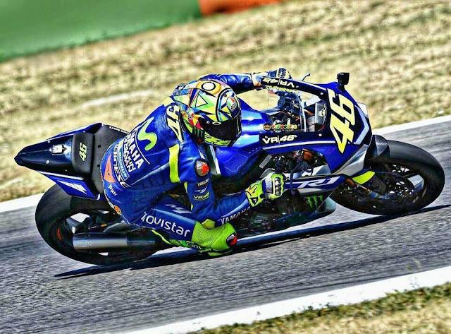 Valentino Rossi YZF-R1M