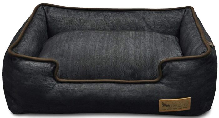This cozy dog bed is make from post-consumer recycled plastic bottles and is a great green gift