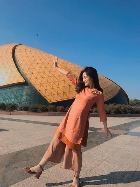 Nhan sắc Hotgirl của bác sĩ vật lí trị liệu trong Đoàn thể thao Việt Nam dự SEA Games 30 - 11