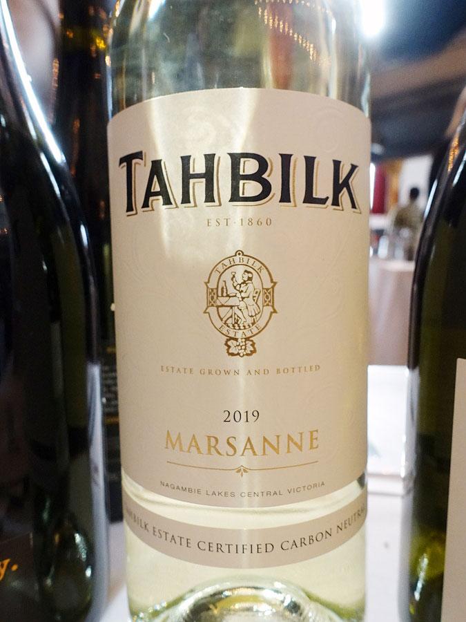 Tahbilk Marsanne 2019 (89 pts)